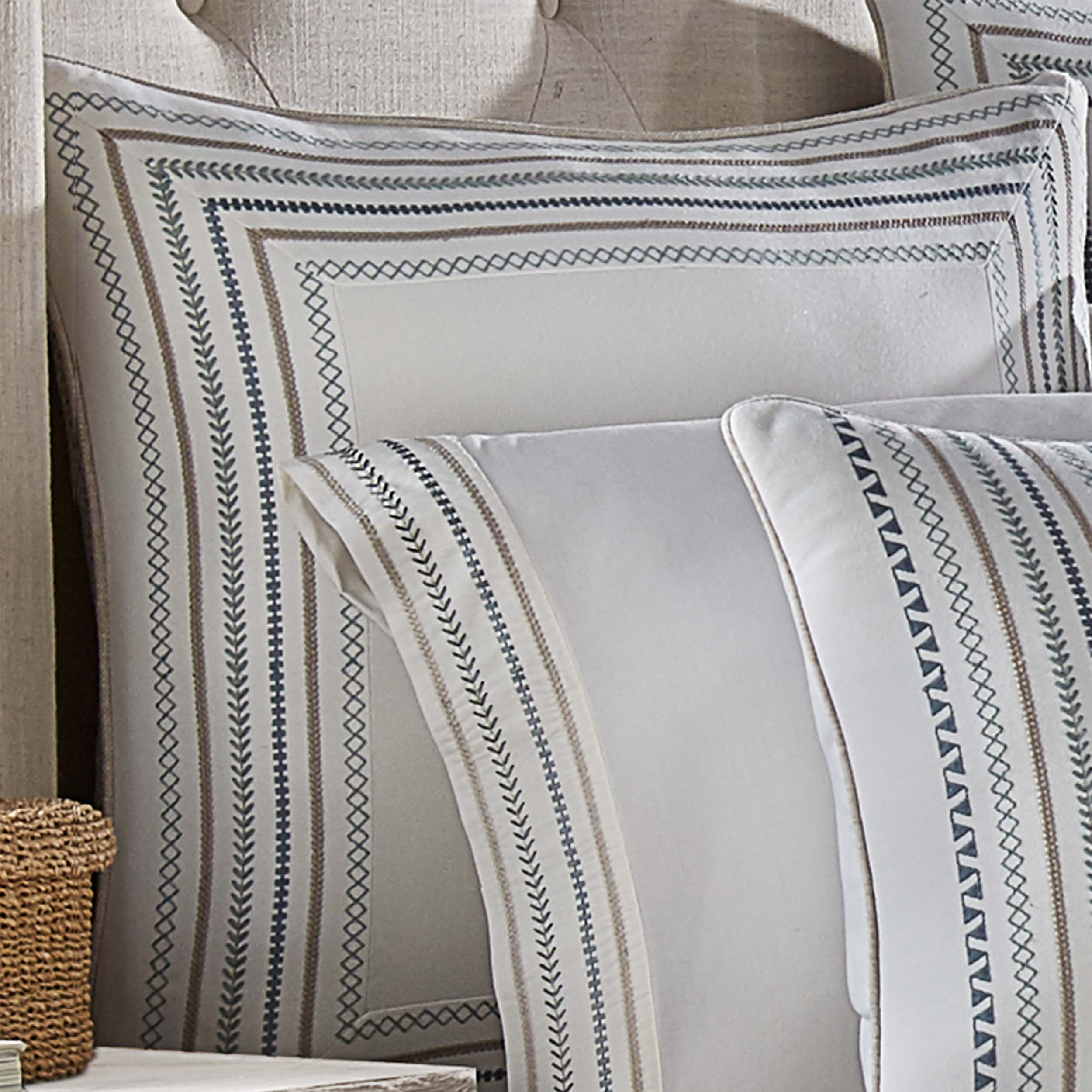 Waterbury SPA Euro Sham [Luxury comforter Sets] [by Latest Bedding]