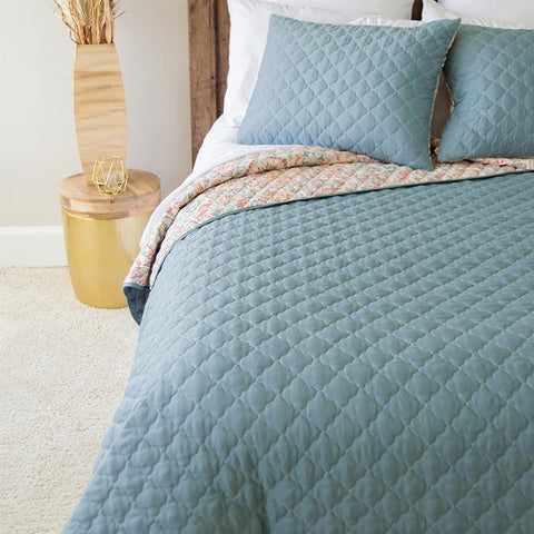 Willow 3-Piece Quilt Set [Luxury comforter Sets] [by Latest Bedding]