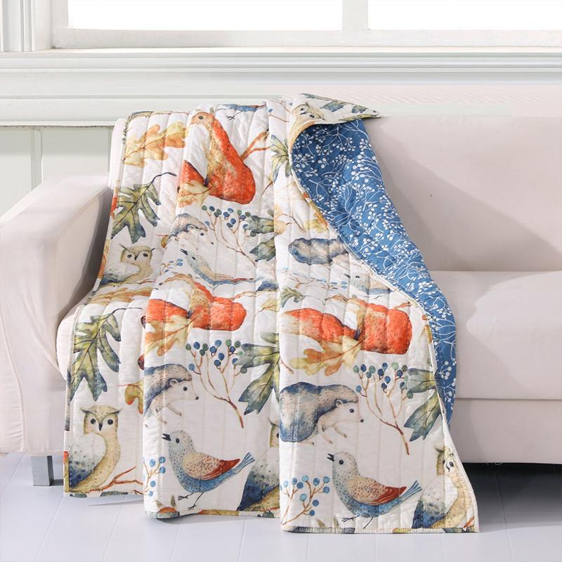 Willow Multi Accessory Throw Throws By Greenland Home Fashions