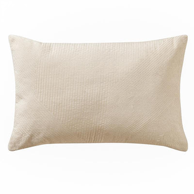 "Windham Straw Decorative Pillow 18"" x 12"" [Luxury comforter Sets] [by Latest Bedding]"