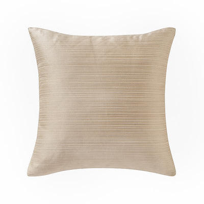 "Windham Straw Decorative Pillow 14"" x 14"" Throw Pillows By Waterford"