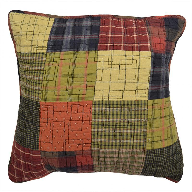 Woodland Square Decorative Pillow Throw Pillows By Donna Sharp
