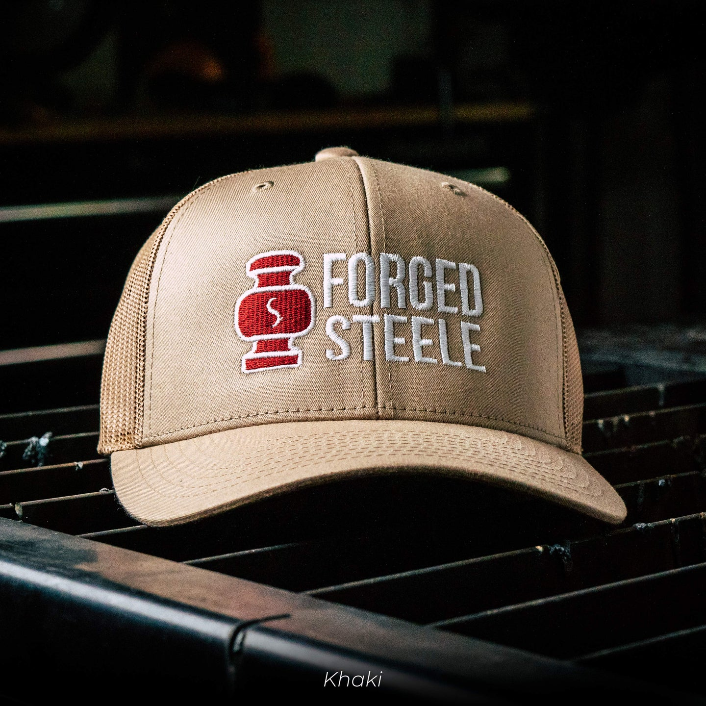 Forged Hat
