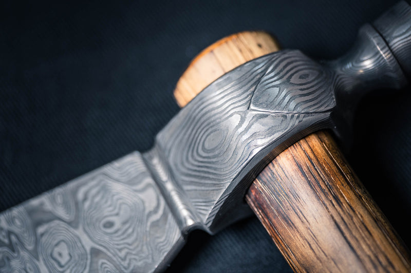 15N20 High Carbon Steel (Damascus Stock)