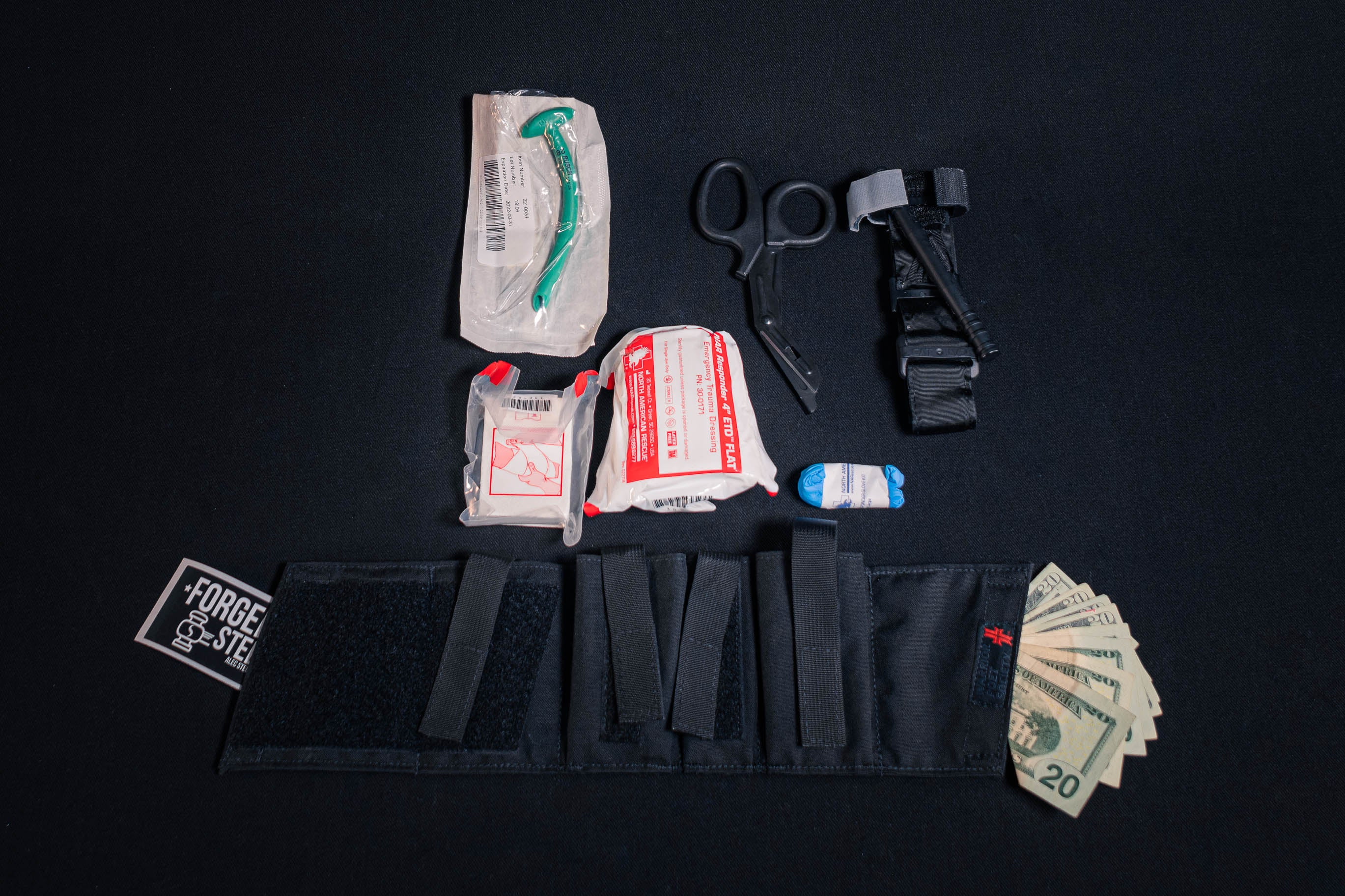 Ankle Medical Kit