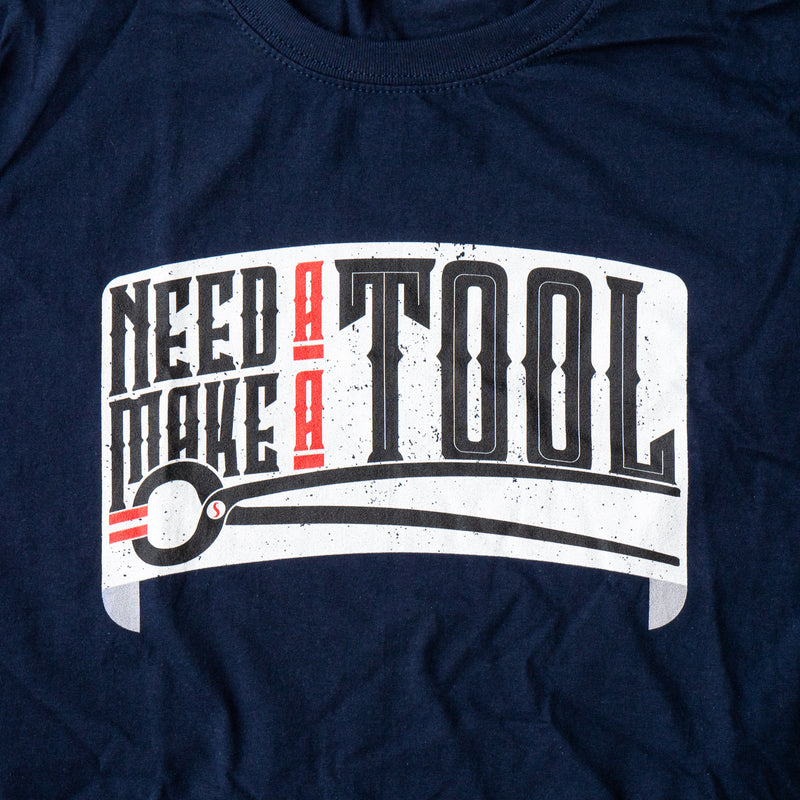 NEED A TOOL - MAKE A TOOL SWEATSHIRT!