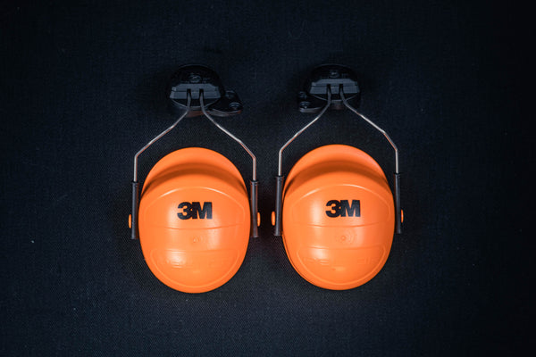 3M Versaflo Peltor Earmuffs Assembly M-985
