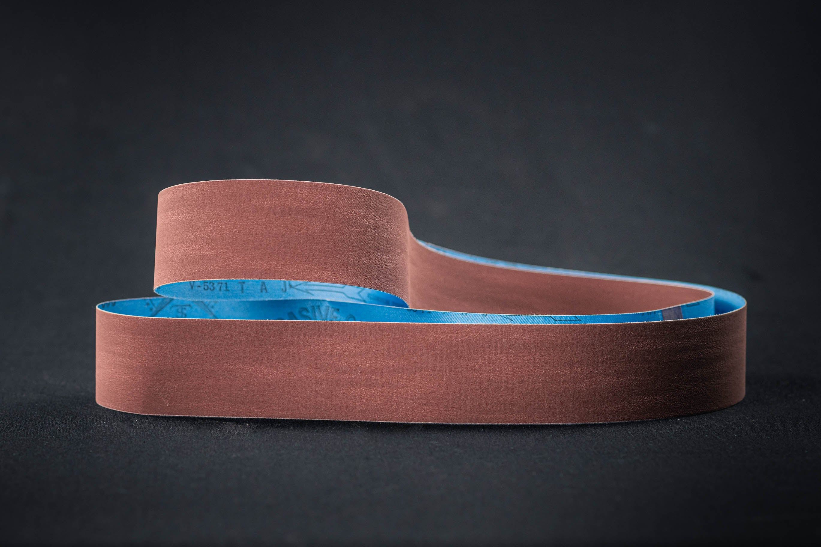 Aluminum Oxide Flexy Belt