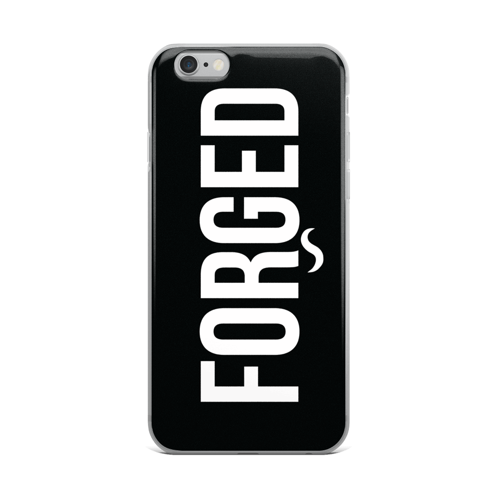FORGED IPHONE CASE