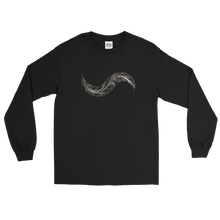 FEATHER DAMASCUS TOUCH-MARK LONG SLEEVE!!!