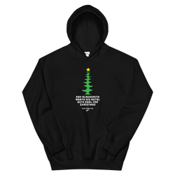 Coal for Christmas Hoodie