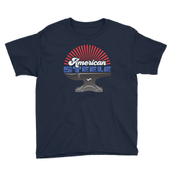 AMERICAN STEELE T-SHIRT FOR KIDS!!!