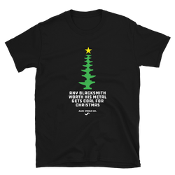 Coal for Christmas T-Shirt