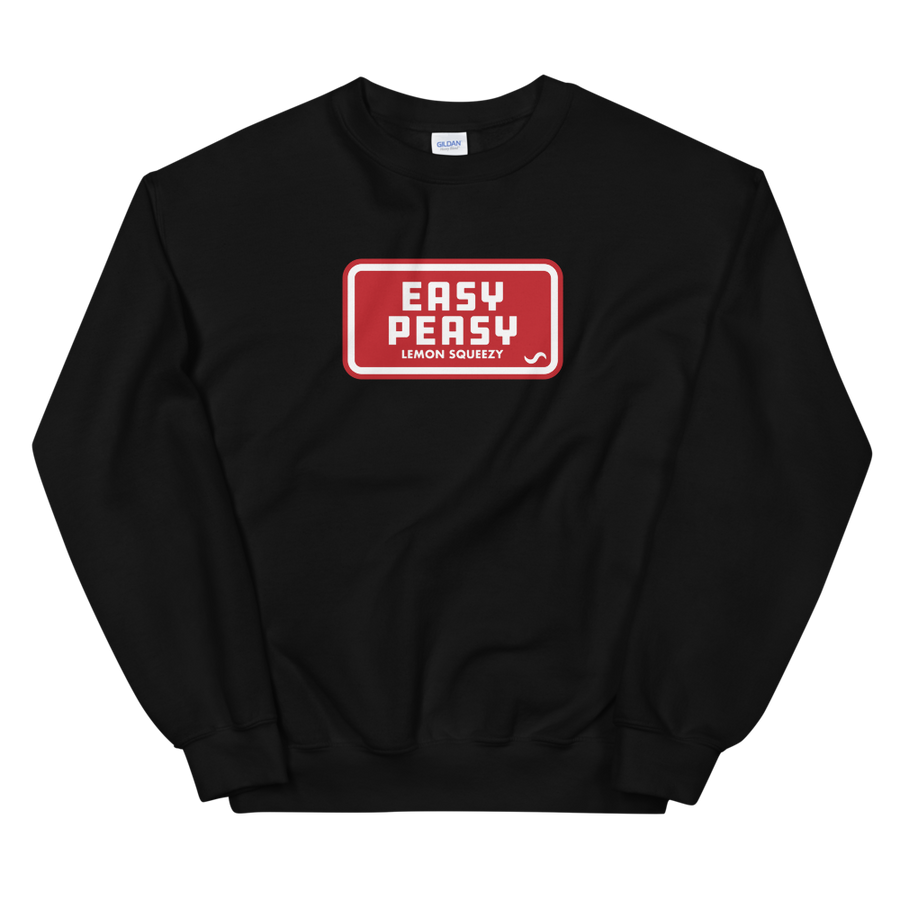 Easy Peasy Sweatshirt