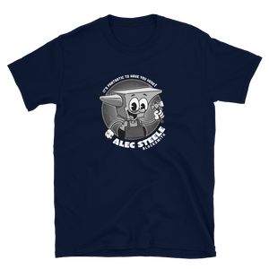 Anvil Cartoon T-shirt