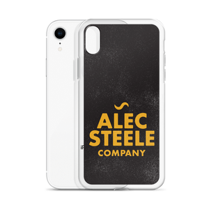 Alec Steele Company iPhone Case