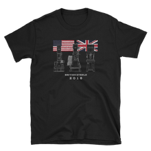 BRITISH STEELE: The hammers T-shirt
