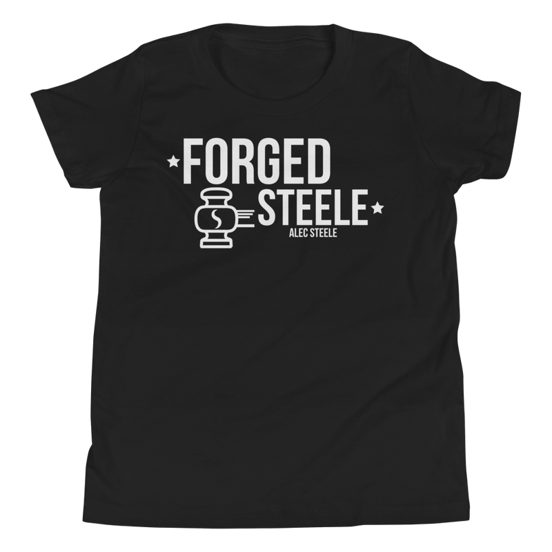 FORGED STEELE T-SHIRT FOR KIDS!