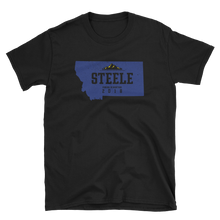 STEELE: FORGING IN MONTANA T-SHIRT