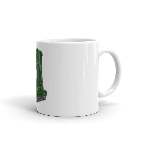PILKINGTON POWER HAMMER MUG