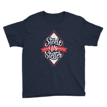 STEELE VS. STELTER TSHIRT FOR KIDS!!!