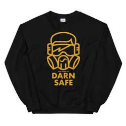 Darn Safe Sweatshirt