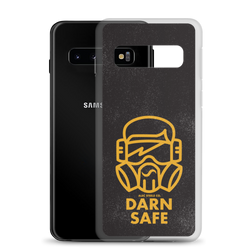 Darn Safe Samsung Case