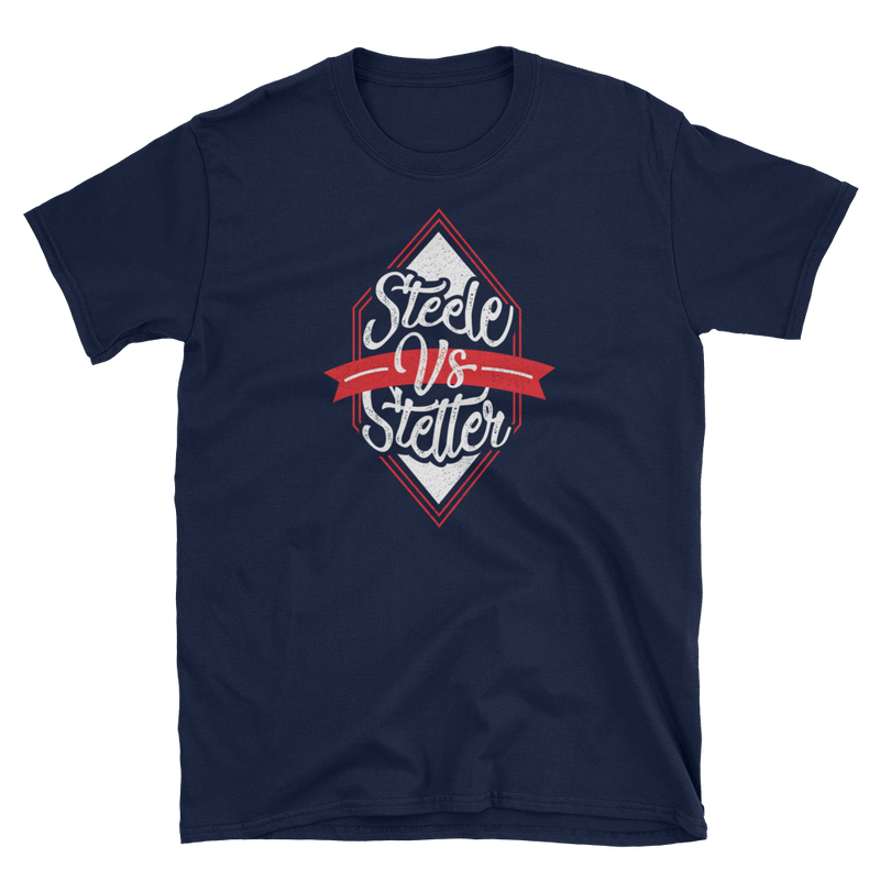 STEELE VS. STELTER TSHIRT!!!