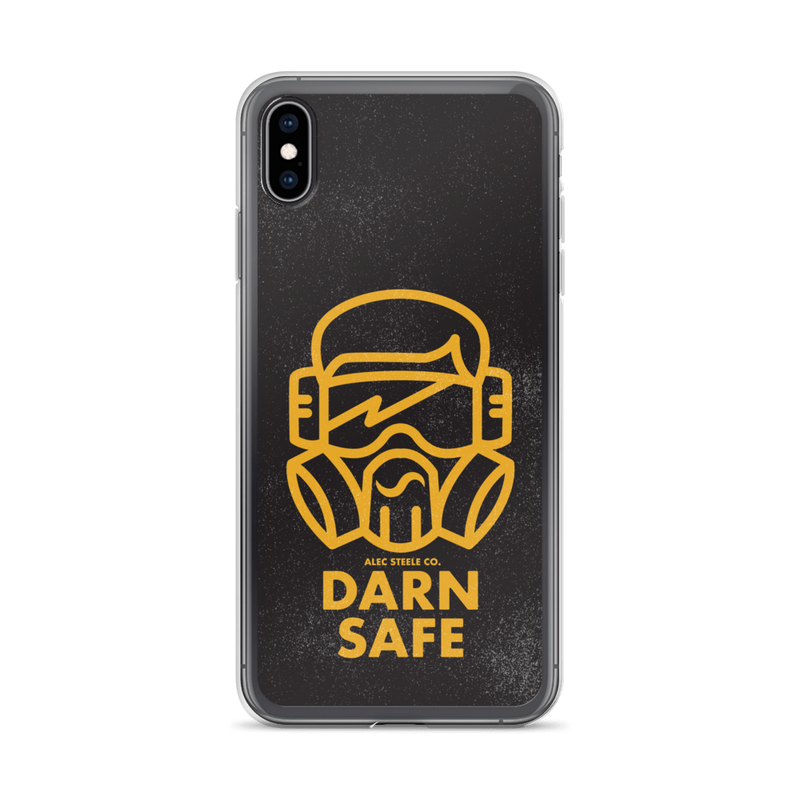 Darn Safe iPhone Case