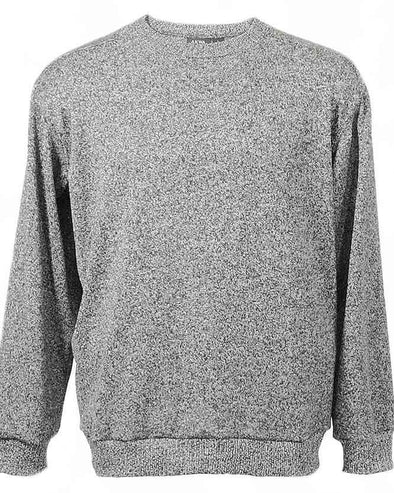 AKWA Men's Crew Neck Sweater made in usa sweater