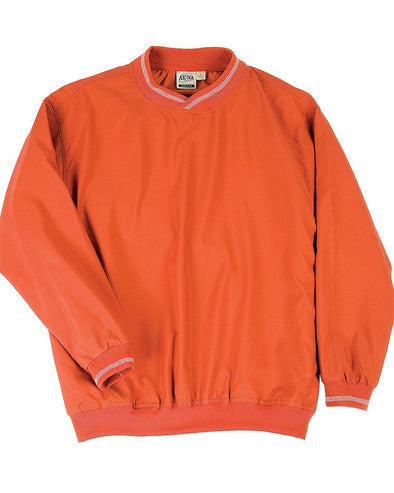 AKWA Microfiber Windshirt Pullover clothing made in usa