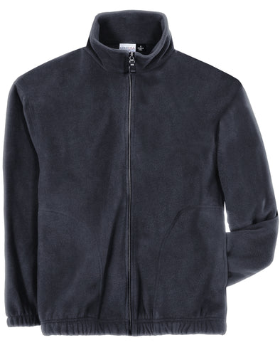 LOVE USA APPAREL Men's 100% Polyester Anti-Pilling Micro Fleece Full Zip Jacket 903-MFL