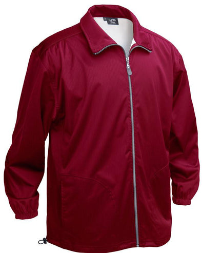 AKWA Men's Full Zip Jacket (Bonded Jersey) usa jackets