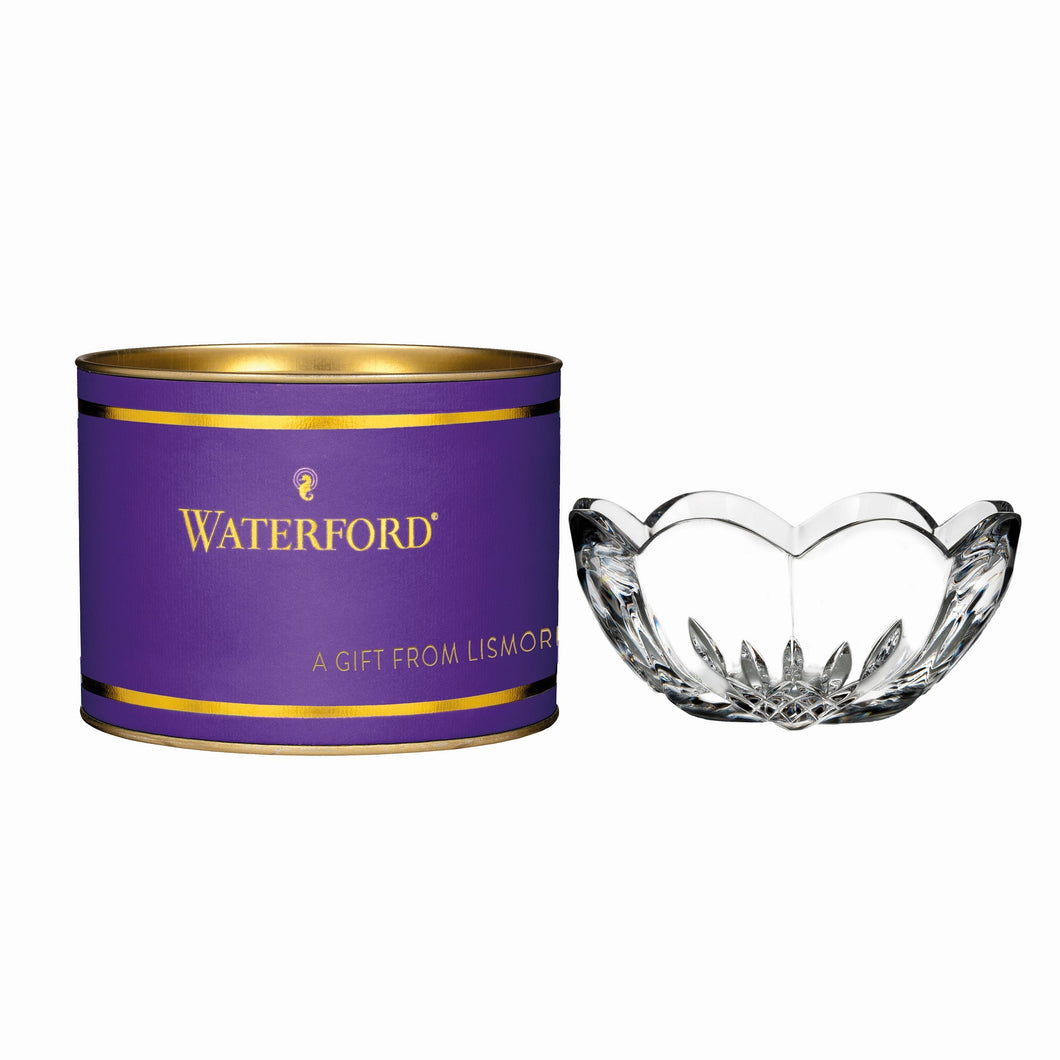 Waterford Crystal Lismore Heart Bowl
