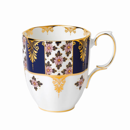 Royal Albert Regency Blue 1900 Mug 0.4ltr