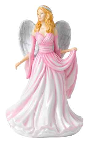 Royal Doulton Angel Infinite Love