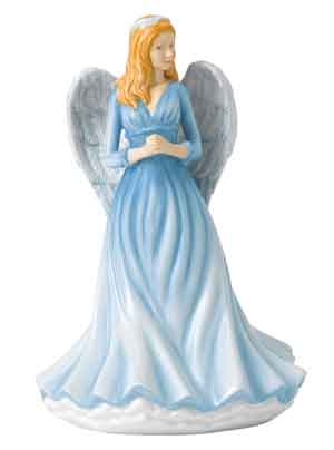 Royal Doulton Angel Devoted Heart
