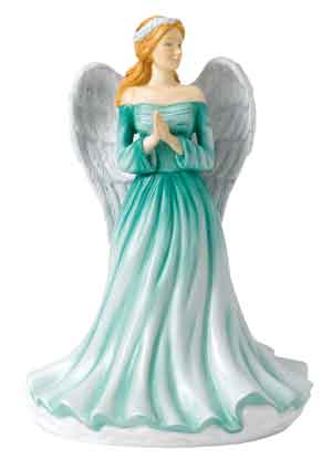 Royal Doulton Angel Divine Friendship