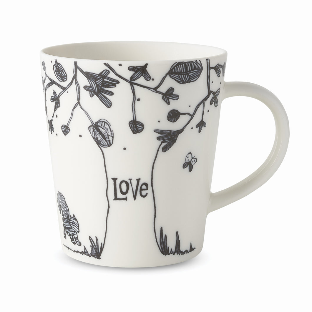 Royal Doulton Mug Love Tree