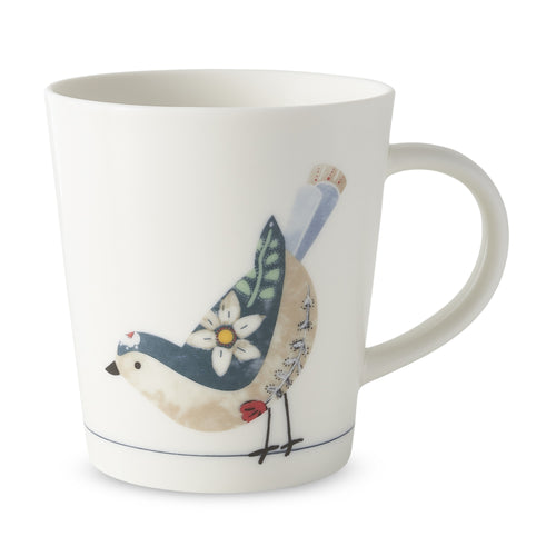 Royal Doulton Mug Joy Bird