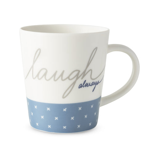 Royal Doulton Mug Laugh Always