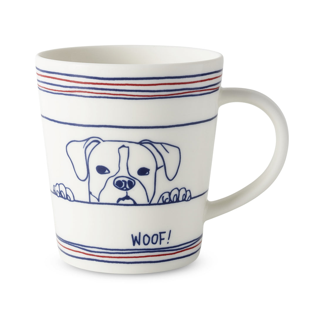Royal Doulton Mug Dog