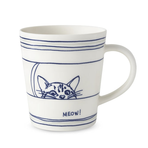 Royal Doulton Mug Cat