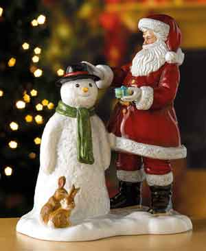 Royal Doulton Santas Snow Buddy Christmas 2019