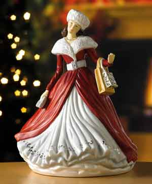 Royal Doulton The Perfect Christmas 2019