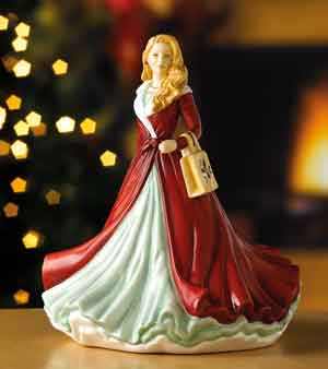 Royal Doulton Tis the Season Christmas 2019
