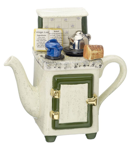 Carters of Suffolk Teapots Cooker (Green) Teapot (1.5Ltr) - LAST FEW AVAILABLE!