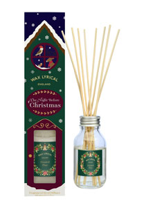 Wax Lyrical Night Before Christmas 100ml Reed Diffuser Frosted Pine - LAST FEW AVAILABLE!