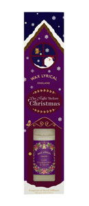 Wax Lyrical Night Before Christmas 100ml Reed Diffuser Gold Frankincense and Myrrh - LAST FEW AVAILABLE!