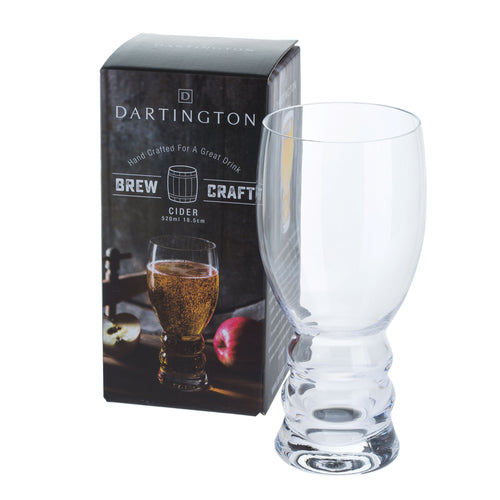 Dartington Glasses Brew Craft Cider (180mm/55cl)